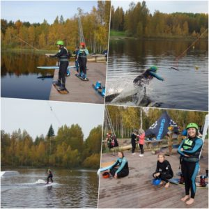 Lajikokeilut/Sport trials